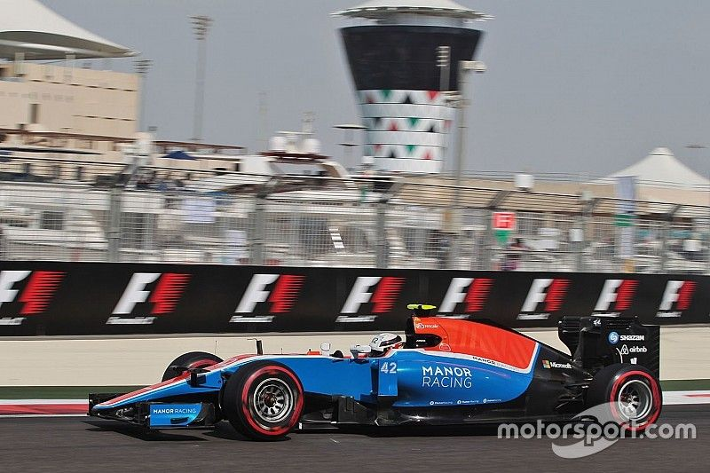 "King chasing F1 2017 step despite ""disappointing"" GP2 season"