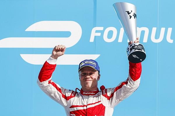 Formule E Championnats - Rosenqvist se propulse dans le top 3