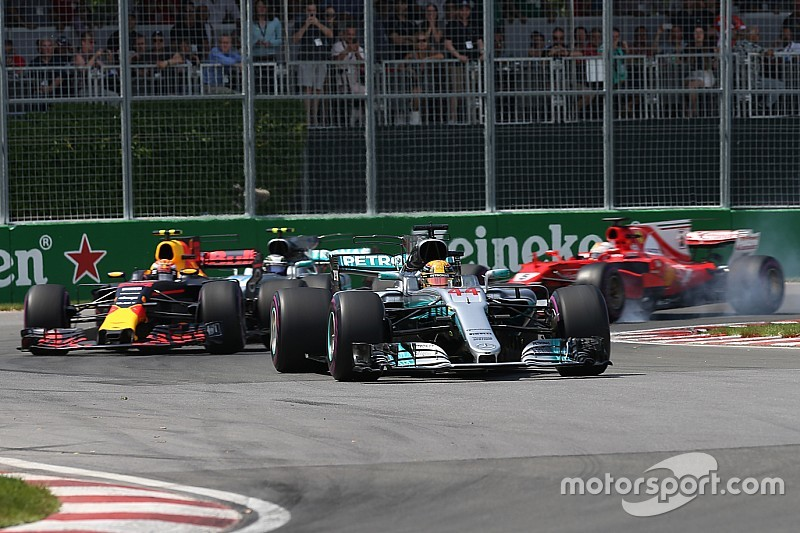 Five things we learned from the Canadian GP