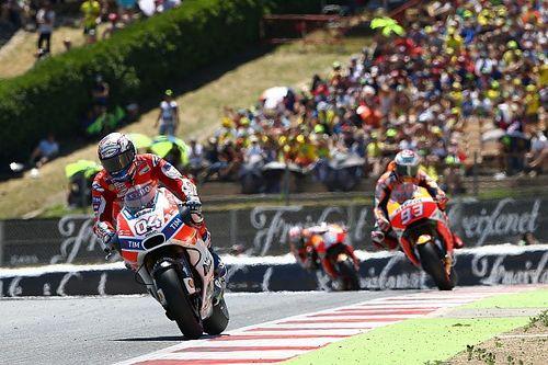 Barcelona MotoGP: Dovizioso beats Hondas for second straight win