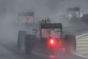 """Sainz: """"It's unbelievable how dangerous"""" Interlagos race was"""