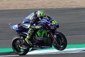 Rossi verrast door kwalificatie en vreest tweede helft van de race