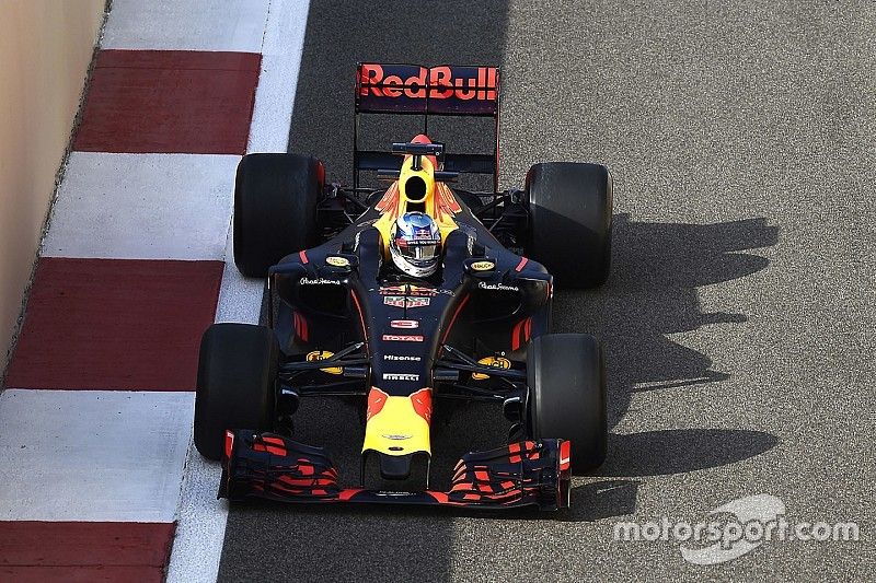Ricciardo relishing physical challenge of 2017 F1 cars