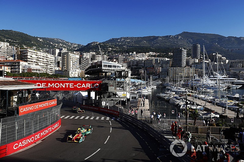 Formula E set to use full Monaco GP circuit
