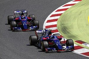【F1】トロロッソ「来季も現在のドライバーラインアップを維持したい」