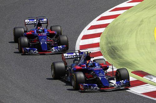 Toro Rosso würde Carlos Sainz und Daniil Kvyat sehr gerne behalten