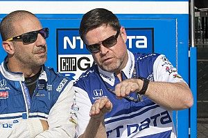 Cowdin joins Coyne as rookie Palou's race engineer