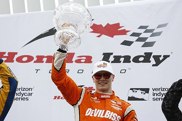 IndyCar Vainqueur à Toronto, Newgarden se replace au championnat