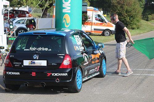Renault Classic Cup: Krebs stende tutti a Oberhallau!