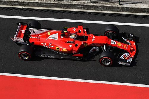 Vettel elégedett a Ferrari legújabb fejlesztéseivel