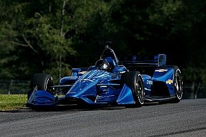 Montoya, Servia rave about 2018 IndyCar road course kit
