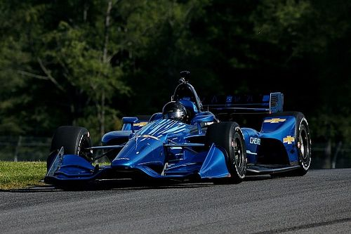 Montoya, Servia rave about 2018 IndyCar road course kit