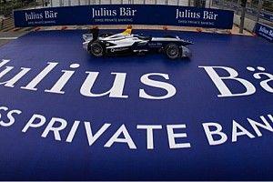 Julius Bär Bank sponsor principale del primo storico ePrix di Zurigo!