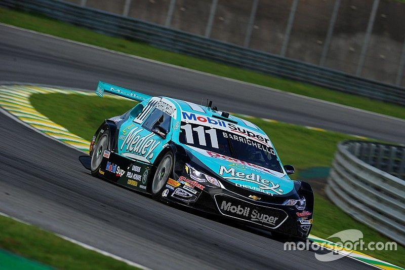 Barrichello unleashes leaders and took the pole in Santa Cruz do Sul