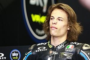 Moto3 Breaking news Dokter nyatakan Bulega tak alami cedera serius