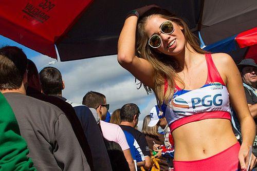 Gaúchas de Santa Cruz do Sul roubam a cena na Stock Car