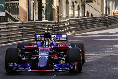 Sainz se surpreende com sexto no grid em Mônaco