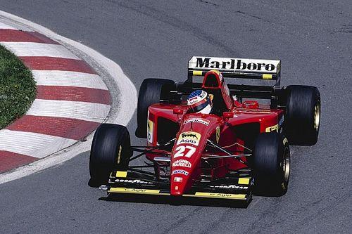 El día de gloria de Alesi en su única victoria en F1