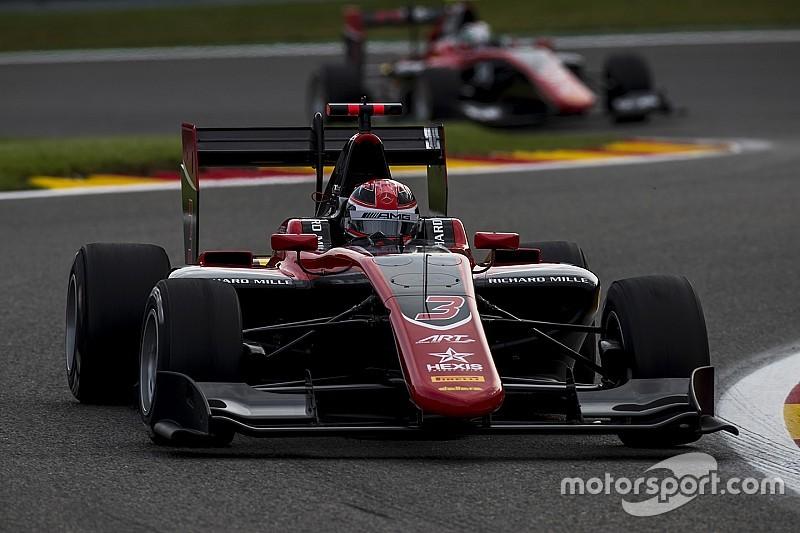 GP3 Spa: Russell verslaat ART-teamgenoten en vergroot voorsprong