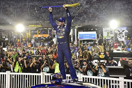 NASCAR Rearview Mirror: Busch gets another Bristol trifecta