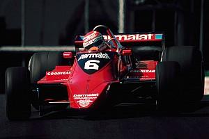 Les 20 F1 pilotées par Nelson Piquet en Grand Prix