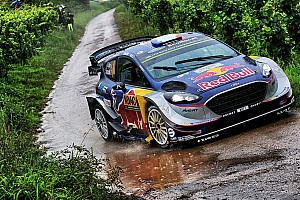 """WRC Breaking news M-Sport: Team orders only an option with a """"clear 1-2"""""""
