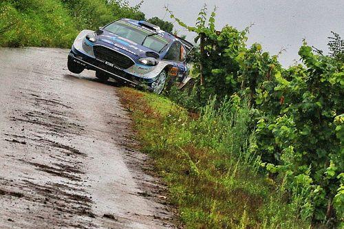 Tanak acaricia la victoria en el Rally de Alemania