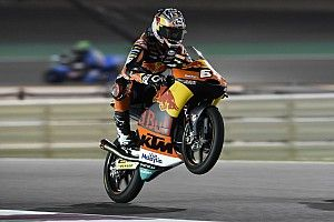 Bendsneyder vierde in derde vrije training GP Qatar