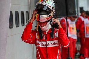 Insiden setelah finis, Vettel salahkan Stroll
