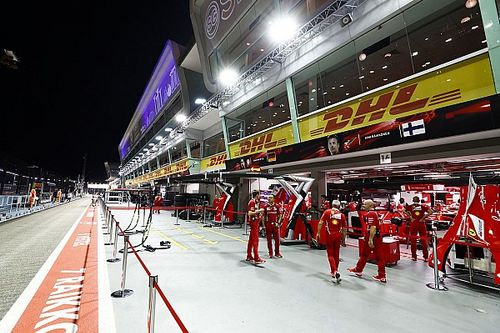 'Así se mueve la Fórmula 1', por Giselle Zarur