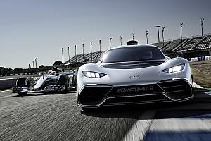 Auto Actualités Mercedes lève le voile sur la Project One