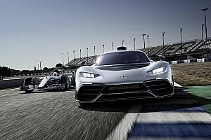 Auto Actualités La Mercedes-AMG Project One produite à Brackley?