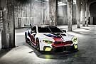 WEC BMW resmi luncurkan M8 GTE