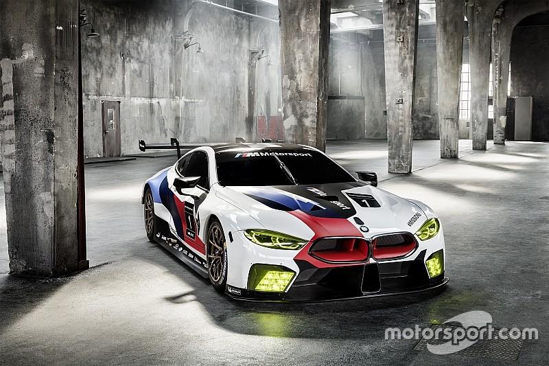BMW resmi luncurkan M8 GTE