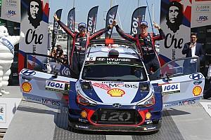 WRC Analisi Neuville al top in Corsica: Hyundai ha trovato il modo di gestirlo?
