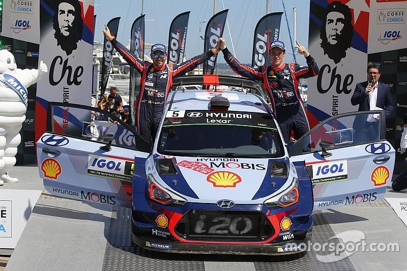 Hyundai punya potensi jadi tim dominan di WRC?