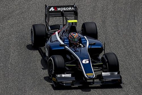 فورمولا 2: ماركيلوف يتّبع استراتيجيّة محكمة ليفوز بالسباق الأوّل في البحرين