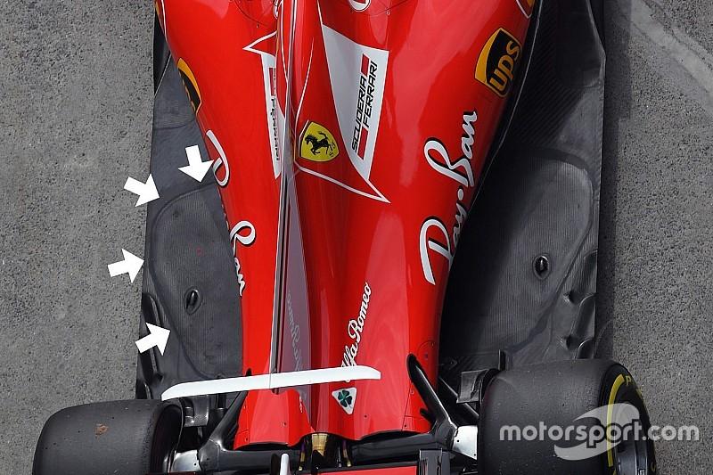 Технічний аналіз: Ferrari готує атаку на Mercedes