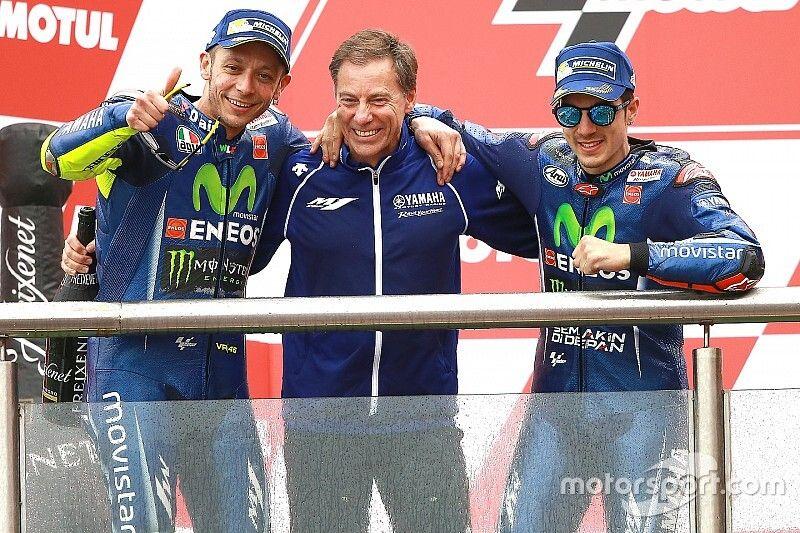 """Rossi: """"Cela fait le buzz de parler de ma retraite"""". Jarvis: """"Des choses ridicules ont été dites"""""""