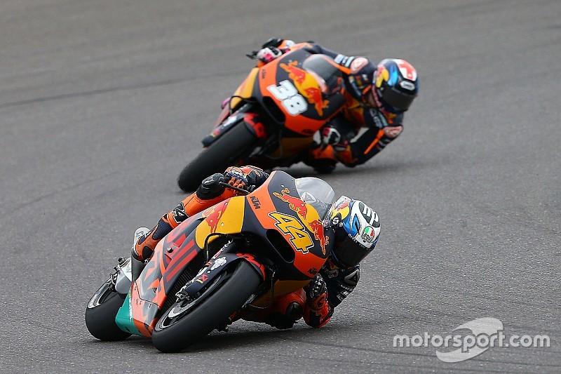 Argentina jadi balapan bersejarah bagi KTM