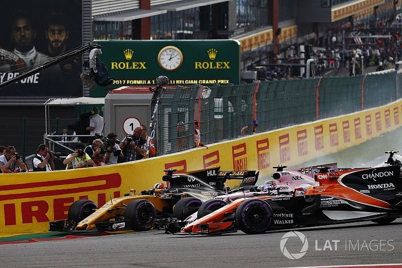 """McLaren/Renault pose """"significant"""" threat to Force India"""