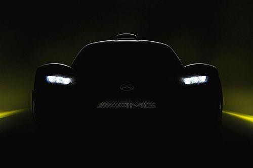 Mercedes-AMG Project One: topsnelheid van meer dan 350 km/u