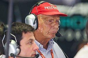 Beli maskapai Niki, Lauda tetap fokus pada Mercedes F1
