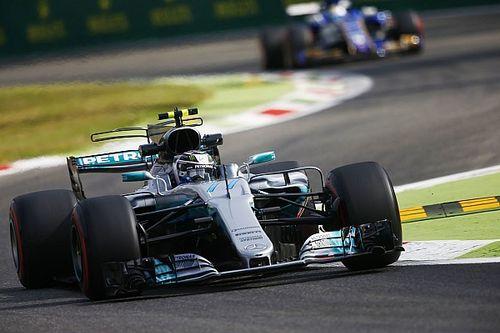 Formel 1 2017 in Monza: Ergebnis, 2. Training