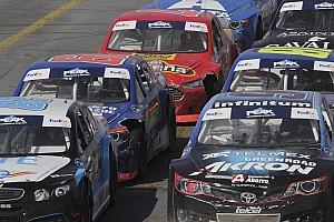 NASCAR Mexico Reporte de la carrera Primera victoria de Michel Jourdain Jr. en NASCAR México