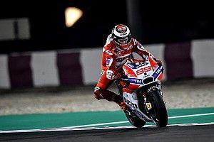 لورينزو يدعم إقامة سباق قطر خلال ساعات الغروب