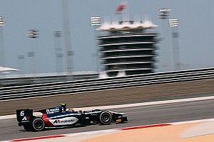 Маркелов показал третье время на тестах в Бахрейне