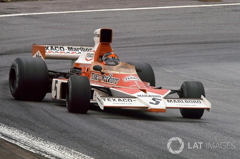 Три легенды в одном видео: Хаккинен, McLaren M23 и «Лагуна-Сека»