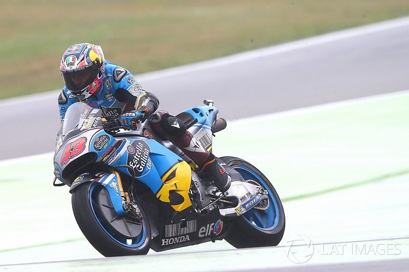 Assen, Warm-Up: sotto al diluvio si mette in evidenza Jack Miller