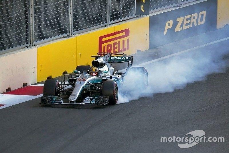 Los pilotos de F1 esperan una carrera loca en Bakú